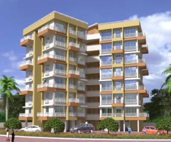Images for Elevation of Shamiks Ashtavinayak First Phase