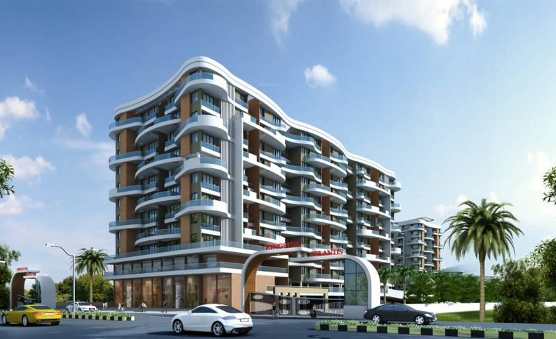 Images for Elevation of Vedant Kingston Atlantis B1 And B2 Building