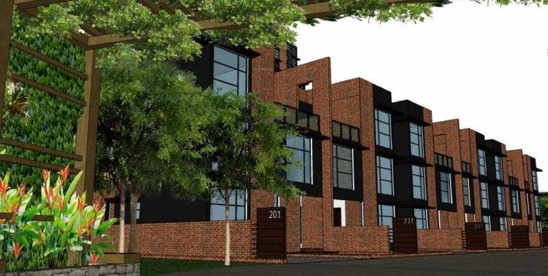 Images for Elevation of Sobha Pristine Villas