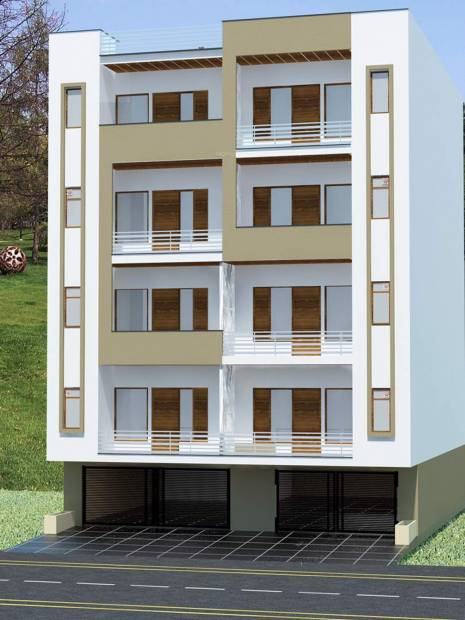 Images for Elevation of Uphaar Homes 2