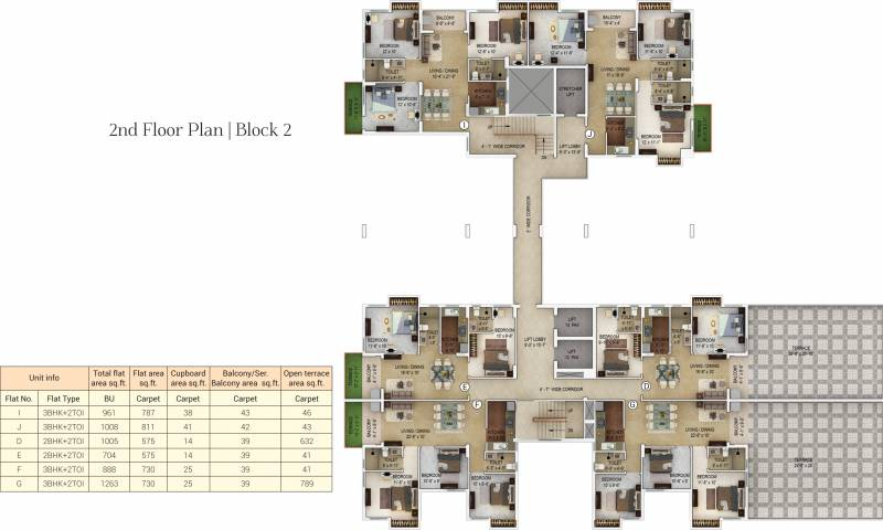 Images for Cluster Plan of Merlin Verve