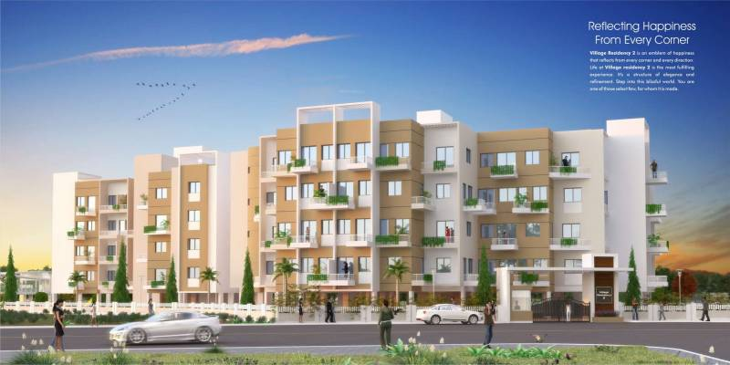 Images for Elevation of Pristine Village Residency II Building A