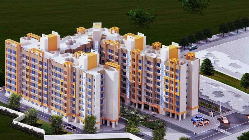 Images for Elevation of Orchid Galaxy Apartment D E Wing