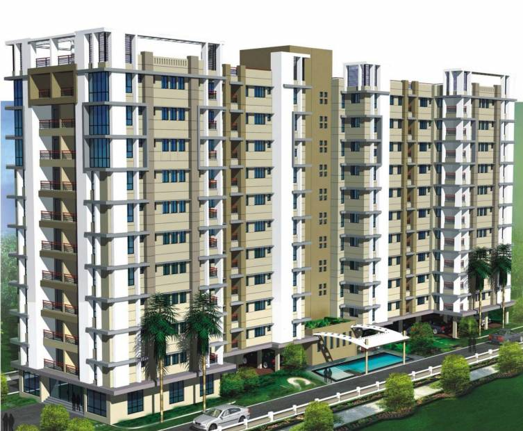 Images for Elevation of Viswakarma Shyam Residency