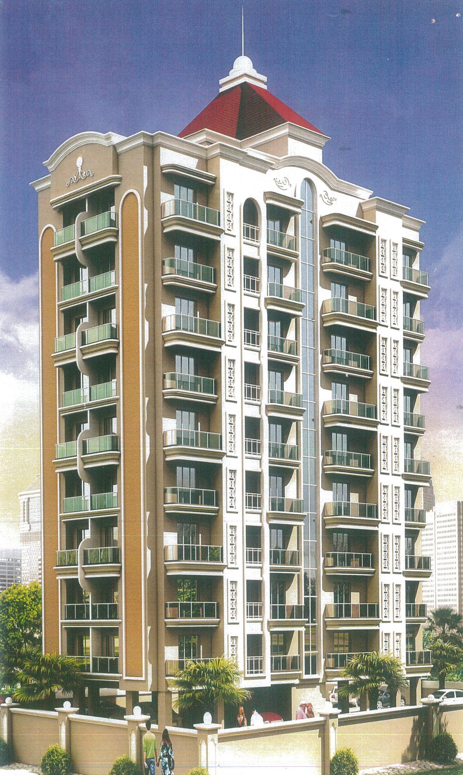 Ms Homage Richmond Town Phase Ii Lake Exotica In Vasai Mumbai Price Location Map Floor Plan
