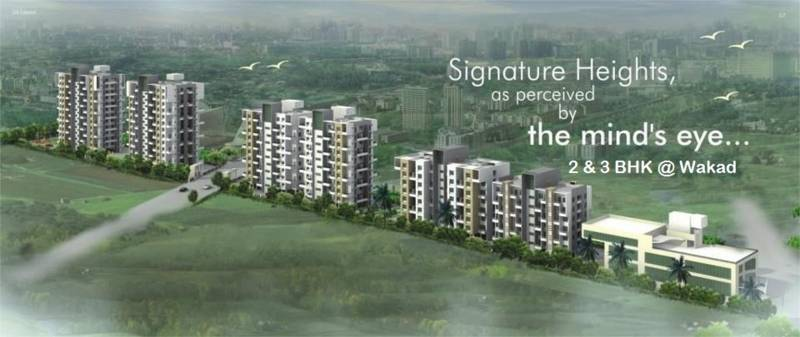 Images for Elevation of Shroff Signature Heights C