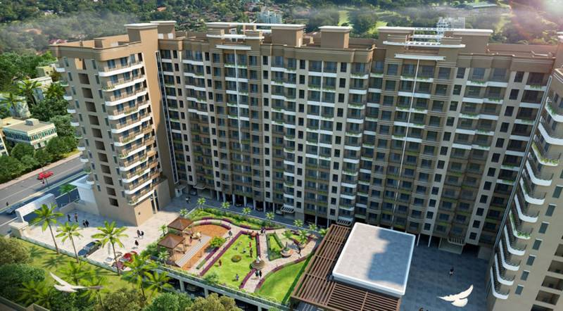 Images for Elevation of Sheth and Chopra Shanti Life Spaces 2