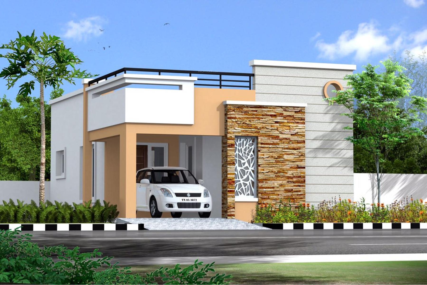 Ground Floor Elevation In Nadu : Value housing lakshmi nagar in east tambaram chennai
