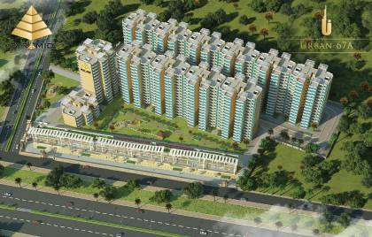 Images for Elevation of Pyramid Urban 67A