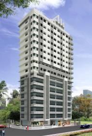 Images for Elevation of Shreenathji Kolina Apartment