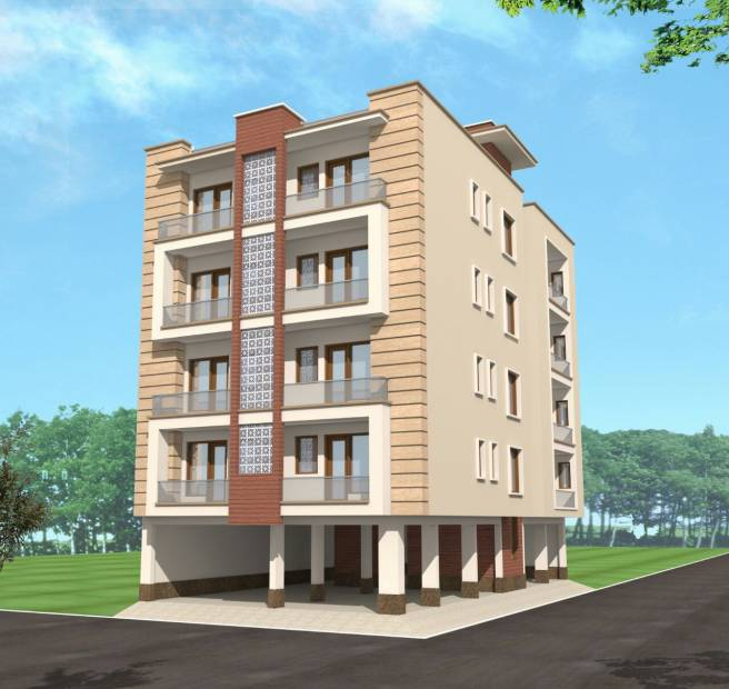 Images for Elevation of MG Builders Chhatarpur JVTS Apartments