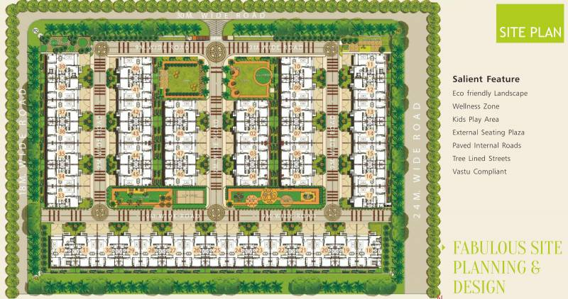 Images for Site Plan of Rishita Mulberry