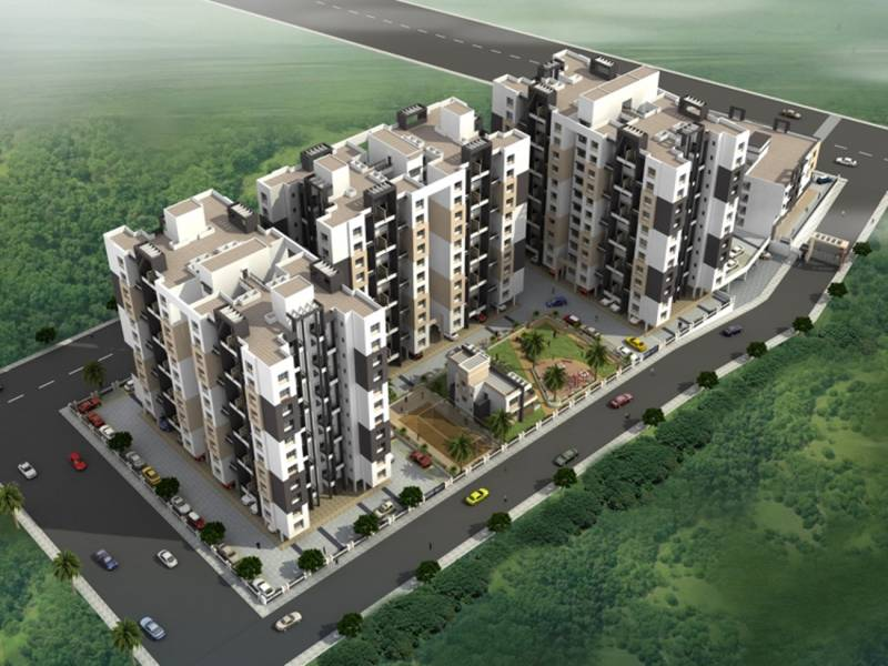 Images for Elevation of A P Akshay Galaxy Building B And C