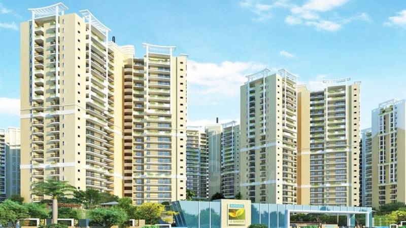 prime-tower Images for Elevation of Ajnara Prime Tower