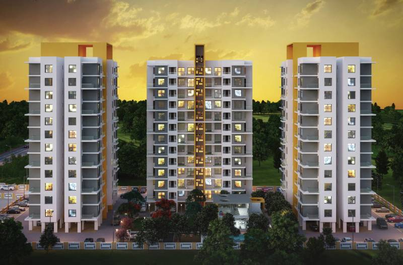 Images for Elevation of Saptsiddhi Savali Saffron Phase I