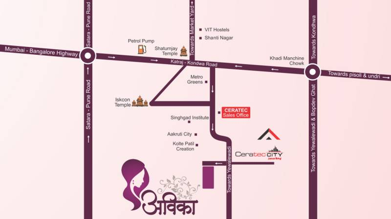 Images for Location Plan of Ceratec Avika