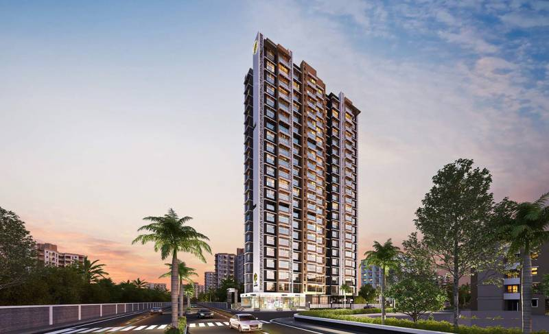 Images for Elevation of Thakur Aspire