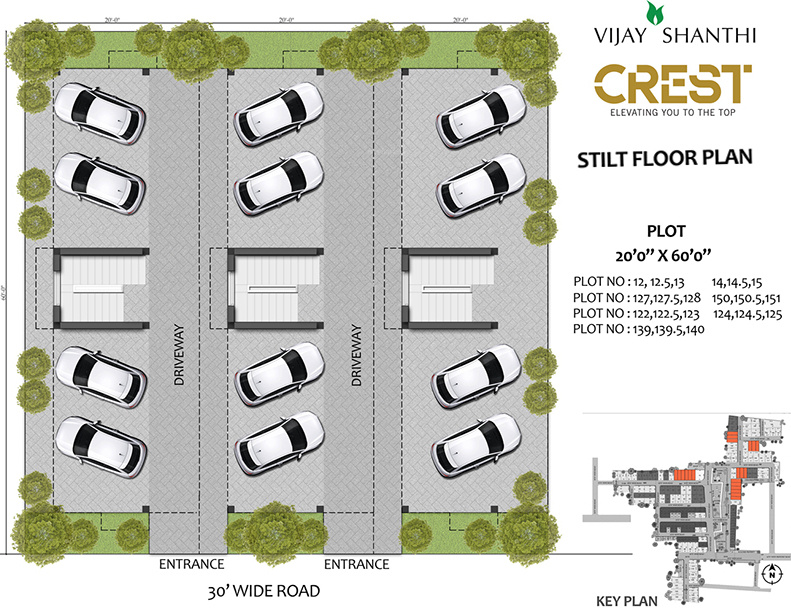 Images for Cluster Plan of Vijay Crest