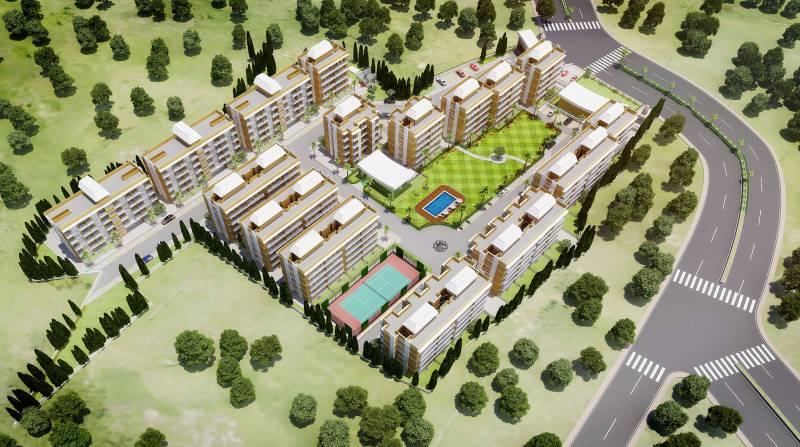 Images for Elevation of Labdhi Gardens Phase 4