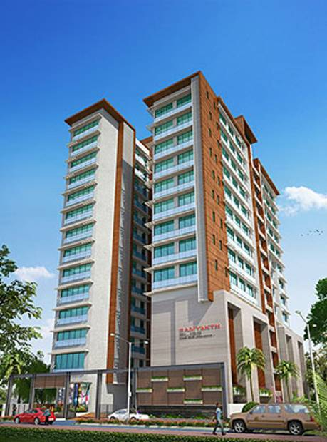 Images for Elevation of Samyakth Bliss Building 2