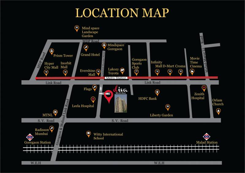 Images for Location Plan of Romell Diva