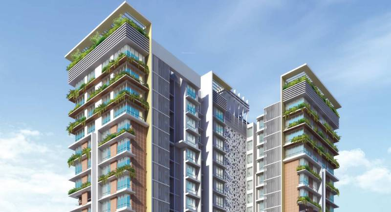 Images for Elevation of Romell Diva Phase III 21st To 23rd Floor