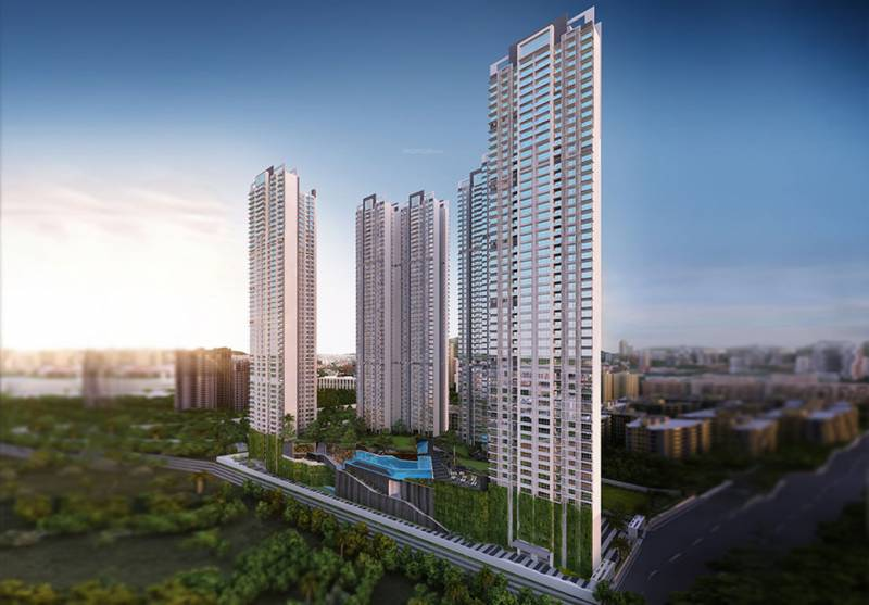 Images for Elevation of Sheth Montana Phase 2