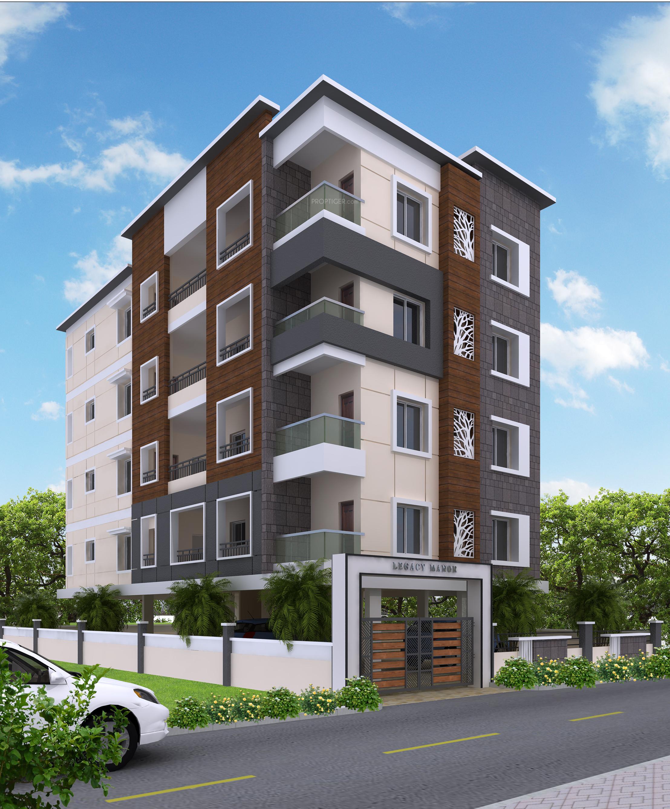Raam Legacy Manor In Jubilee Hills, Hyderabad