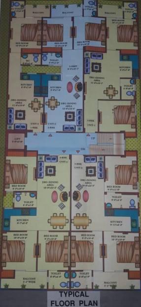 Images for Cluster Plan of AGR Creative Homz