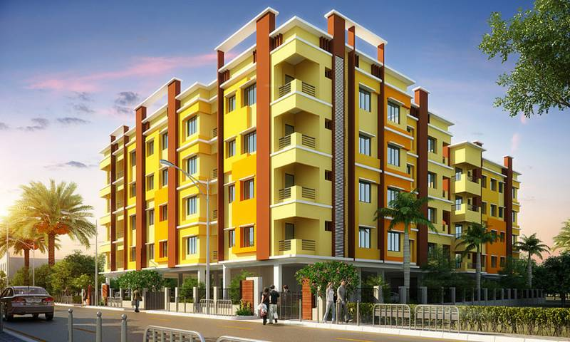 Images for Elevation of Rishi Enclave