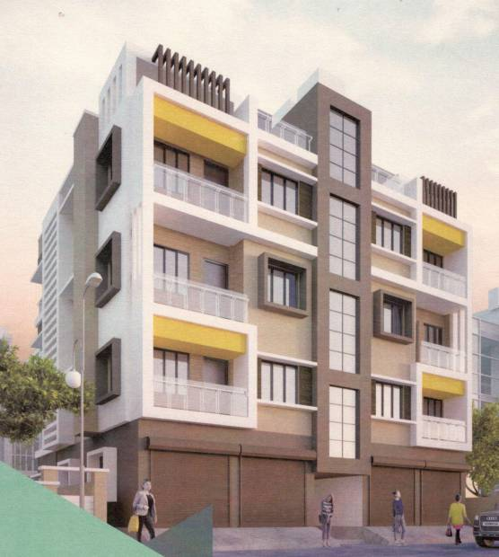 Images for Elevation of Basuki KGN Apartment