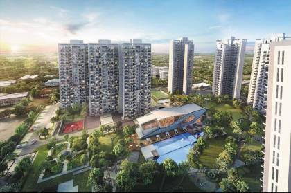 Images for Elevation of Godrej Nature Plus
