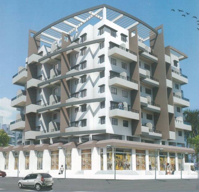 Images for Elevation of Nahar Yash Ganga Residency