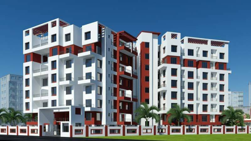 Images for Elevation of Moraya Vedant Heights