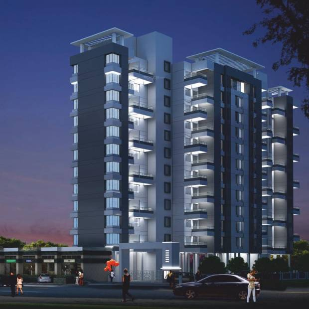 Images for Elevation of Chordiya Arihant Galaxy B Building