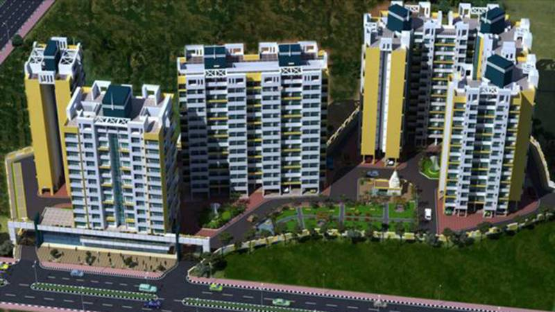 Images for Elevation of Navkar City Phase III Part 2