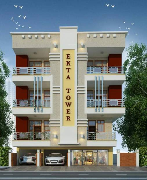 Images for Elevation of Adcuratus Ekta Homes