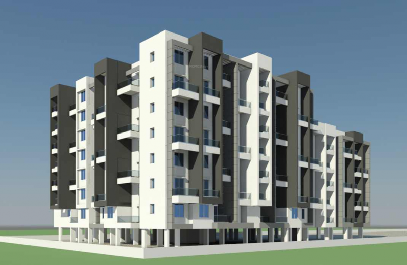 Images for Elevation of Nandini Mangaldeep Vishnu Shree Apartment