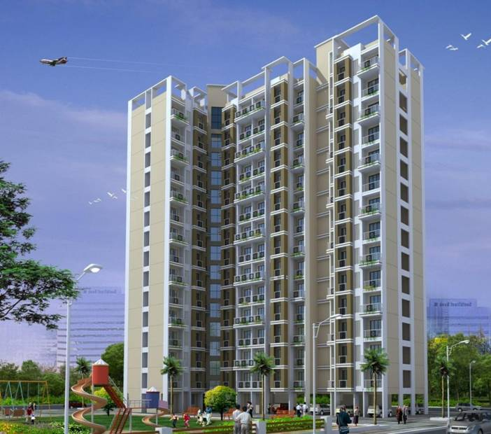 Images for Elevation of KM Narmada Mohan Apartment
