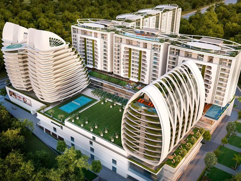 Images for Elevation of Shree Balaji Agora City Centre