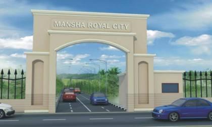 Images for Elevation of Mansha Royal City