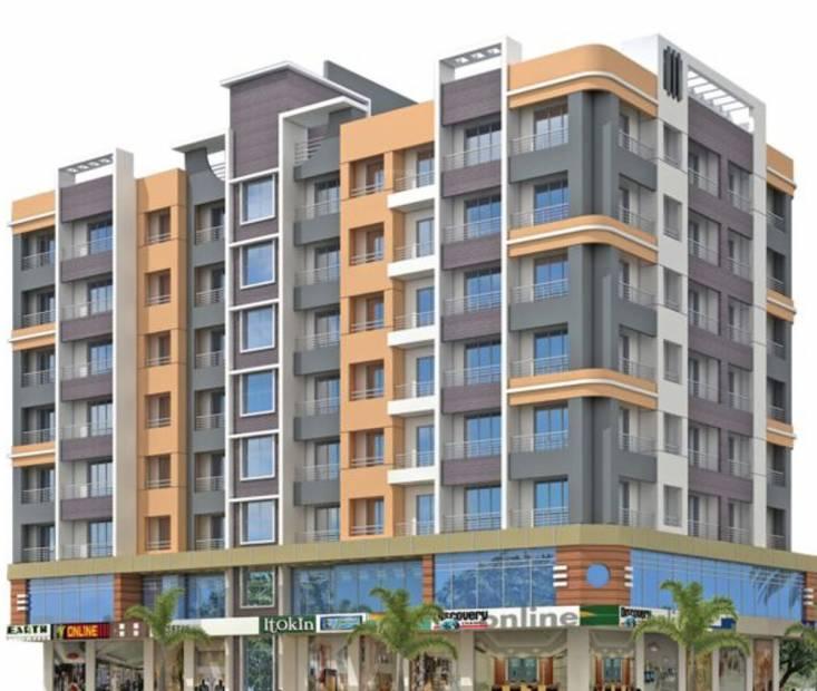 Images for Elevation of Shri Parrsssva Classic Apartment
