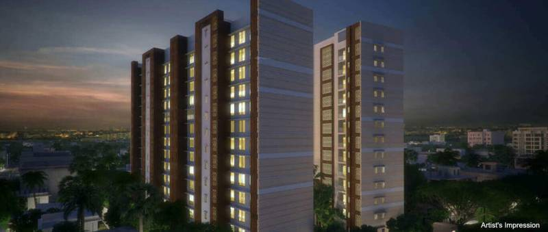 Images for Elevation of Mahindra Vivante Building Number 1 And 2