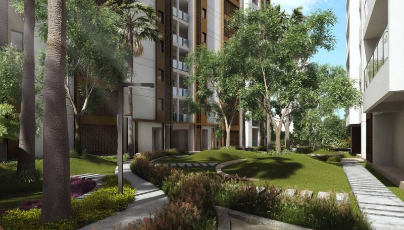 Images for Amenities of Mahindra Vivante Building Number 1 And 2