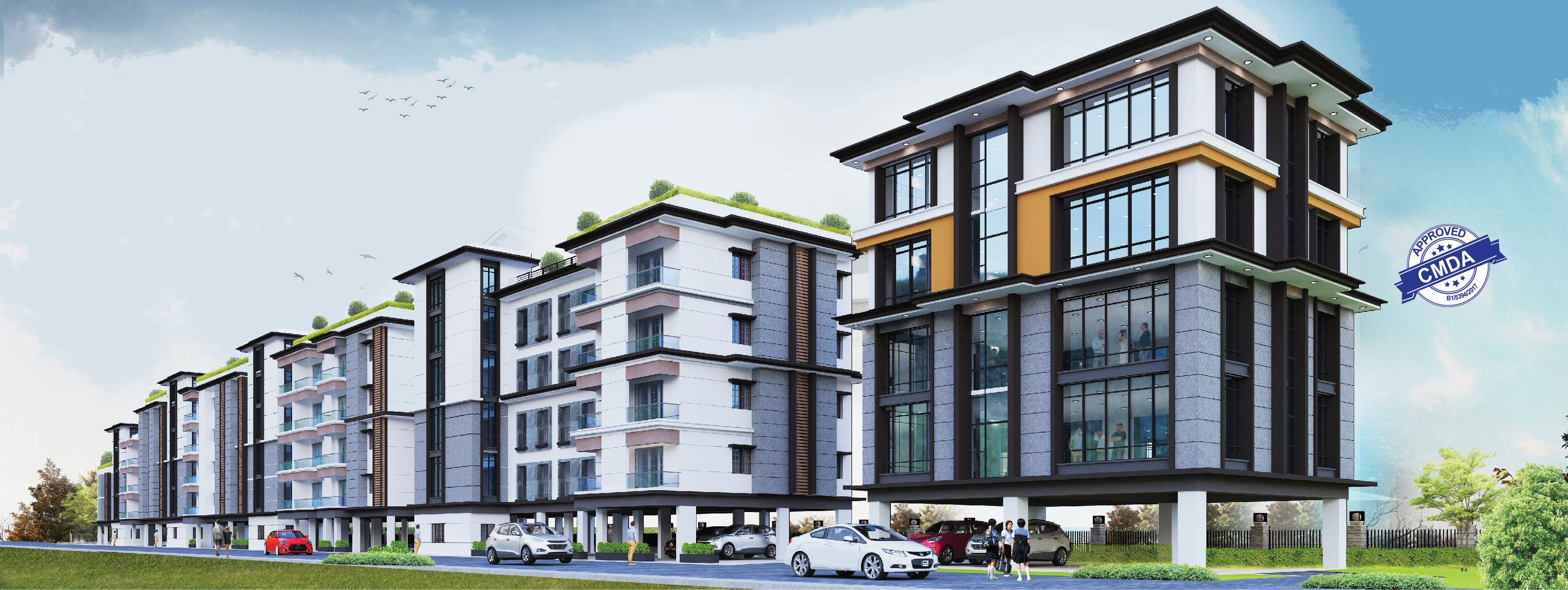 Luxury Project In Perungudi Chennai Projects For