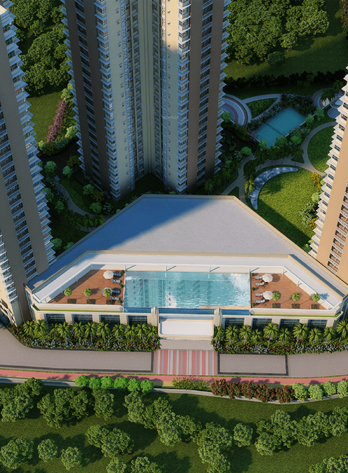 549 Sq Ft 1 Bhk 1t Apartment For Sale In Alcove New
