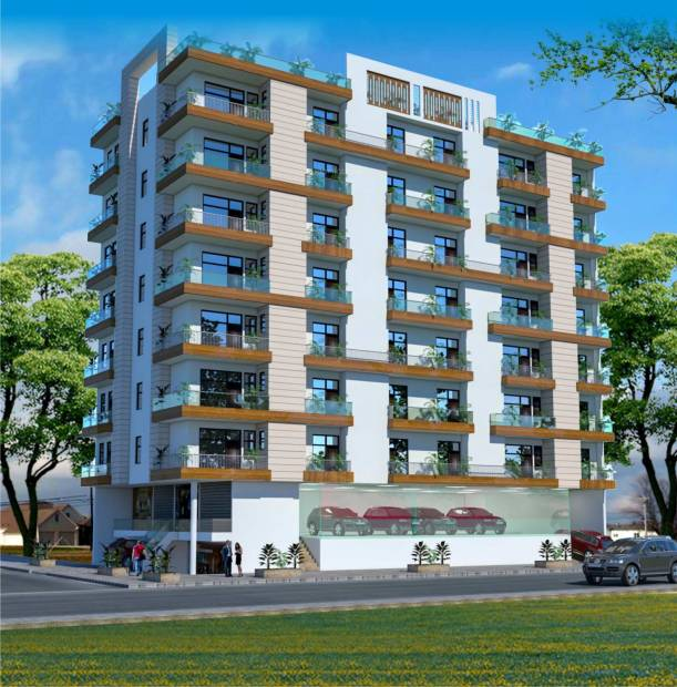 Images for Elevation of Nehra Royal Avenue