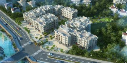Images for Elevation of Space Prakriti Sparsh Building No 1 To 6