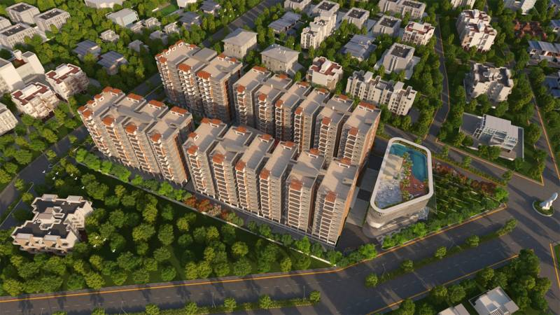 Images for Elevation of Anuhar Rami Reddy Towers