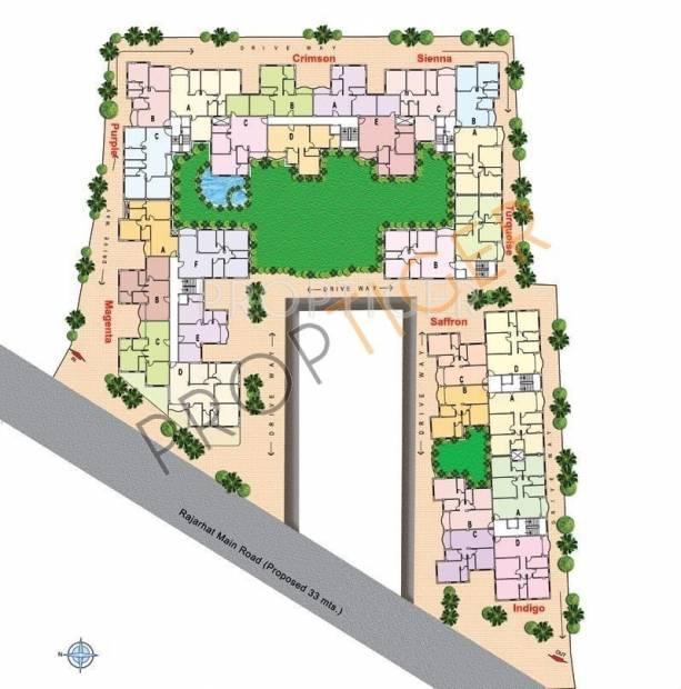 Images for Site Plan of Jain Dream Residency